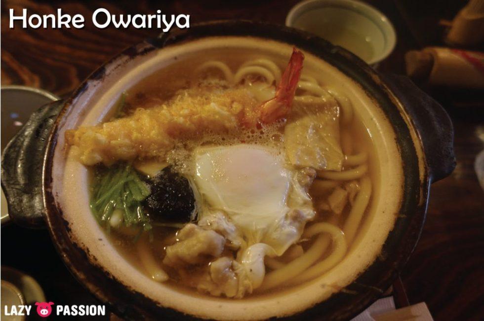 Honke Owariya