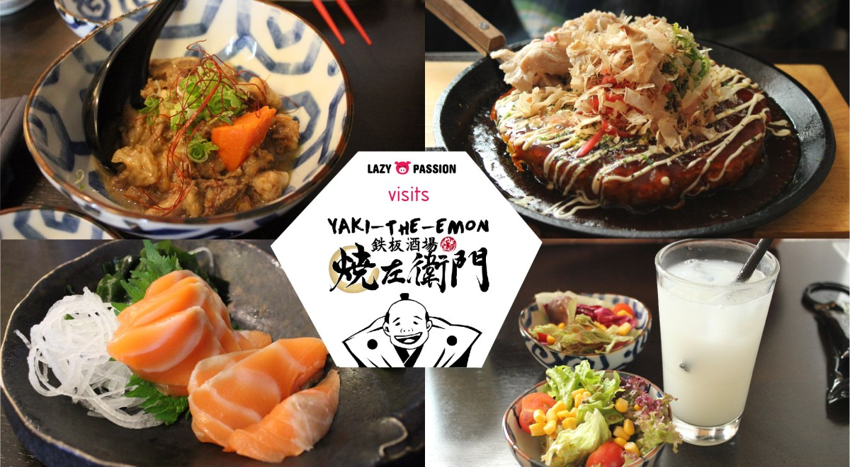 Yaki-The-Emon ~ just wow Japanese food in Düsseldorf