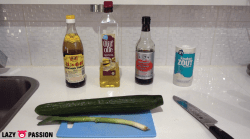 cucumber salad ingredients