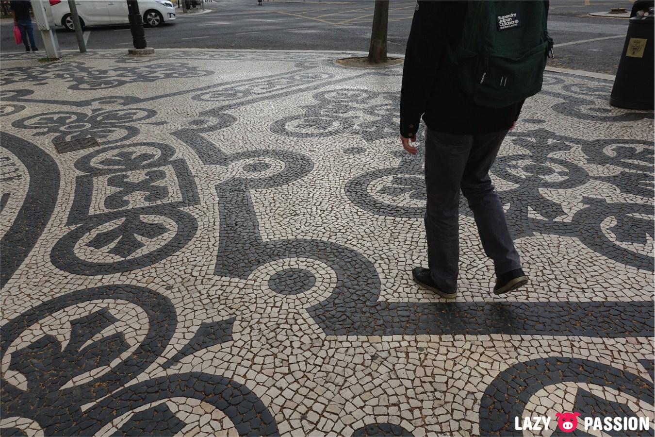 Lisbon 2018 floor