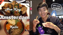 Amsterdam food trip