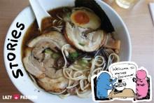 Tensai Ramen noodles