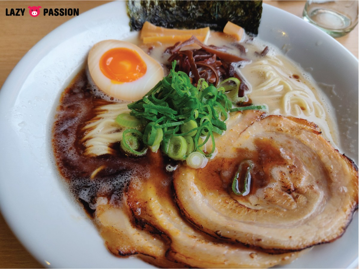 The best ramen in the Netherlands