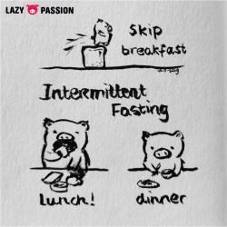 intermittent fasting skip breakfast