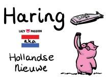 Haring Hollandse Nieuwe herring
