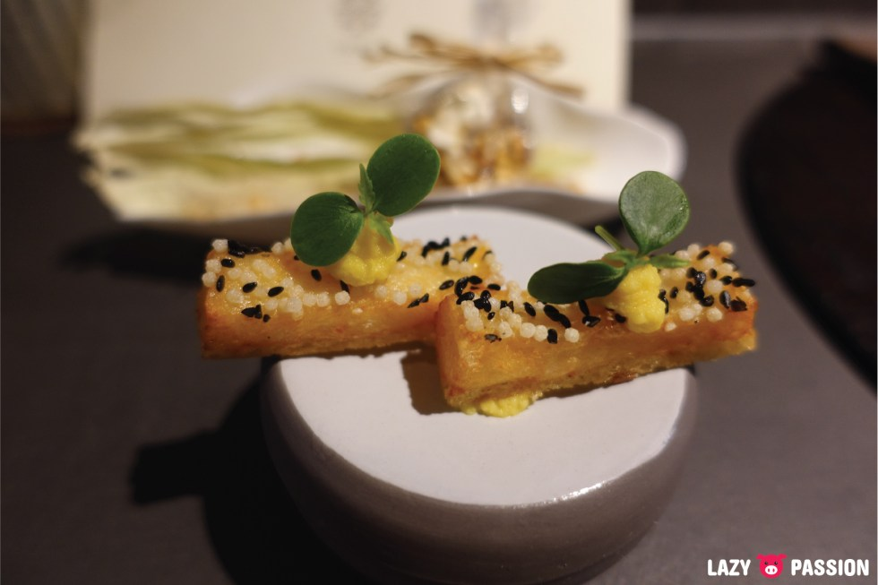Japanese Cuisine Yama corn bread
