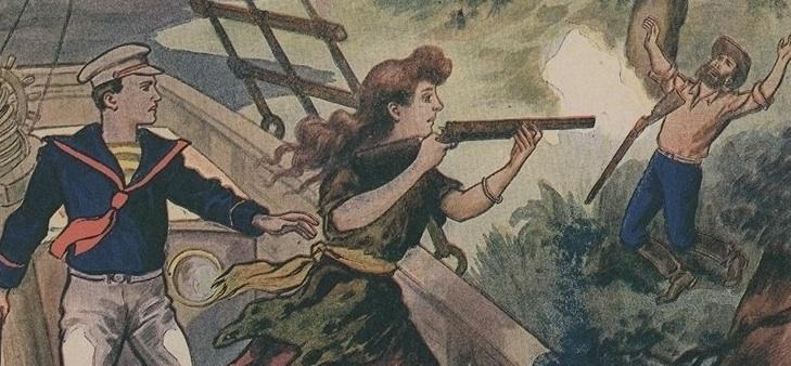 girl crusoe