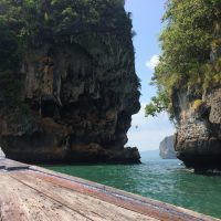 Railay Beach, Krabi, Tajlandia