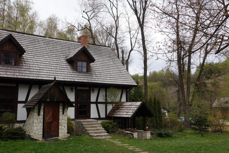 nocleg koło Kazimierza Dolnego, Kazimierz Dolny