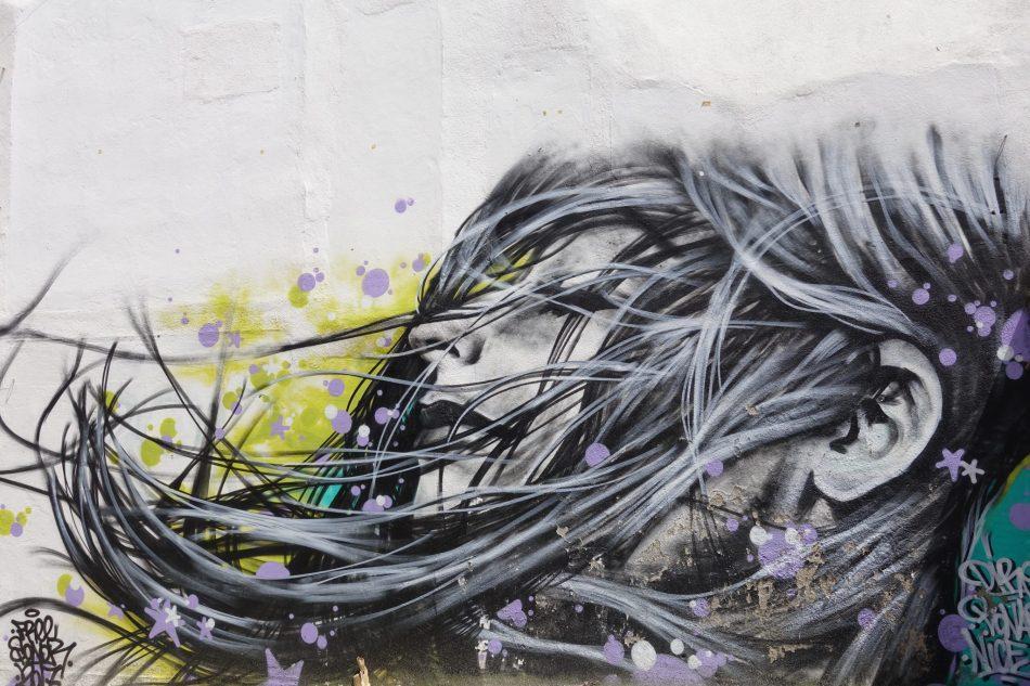 Street art Lizbona