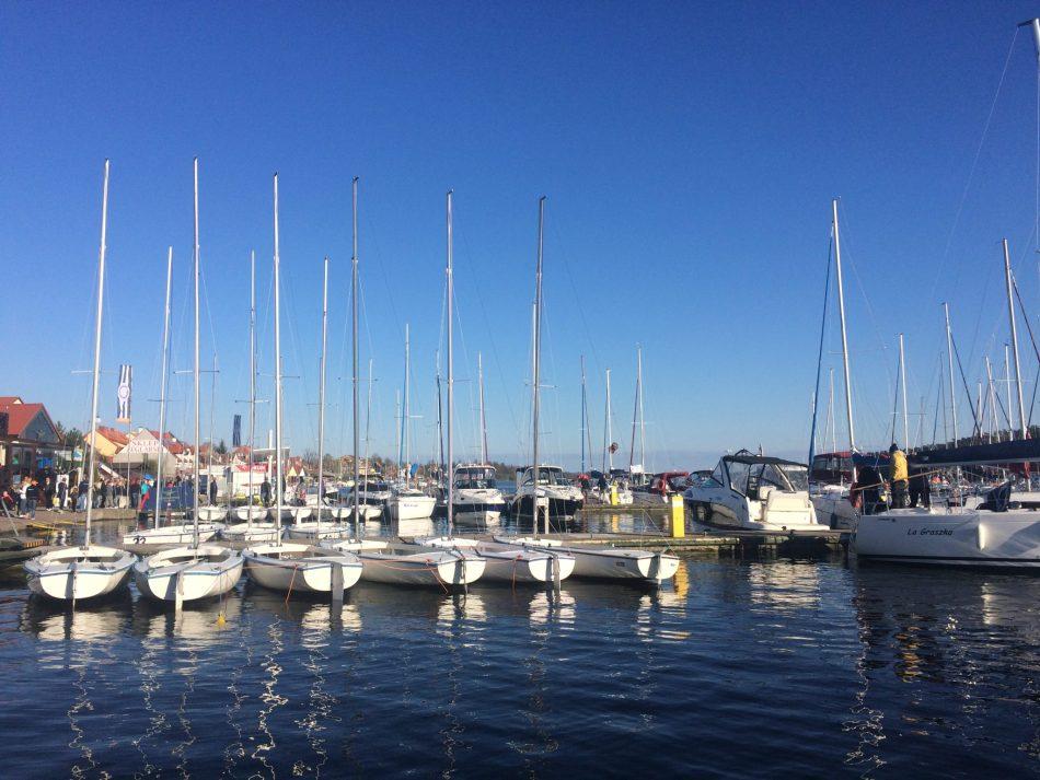 Mazury na weekend, nocleg na Mazurach, Port Mazury, Mikołajki
