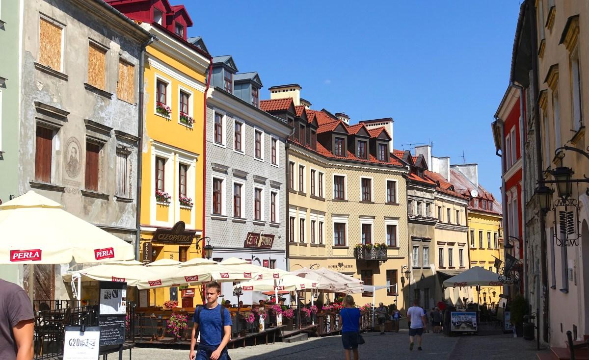 Pomysł na weekend - znacie Lublin?