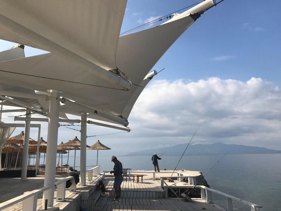 Albania, Saranda, hotel Demi