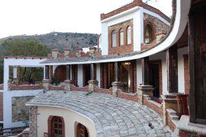Albania, Butrint, hotel Livia
