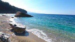 Albania, plaża