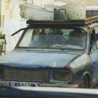 Paryż-Dakar, czyli co jeździ po Senegalu? [galeria zdjęć]