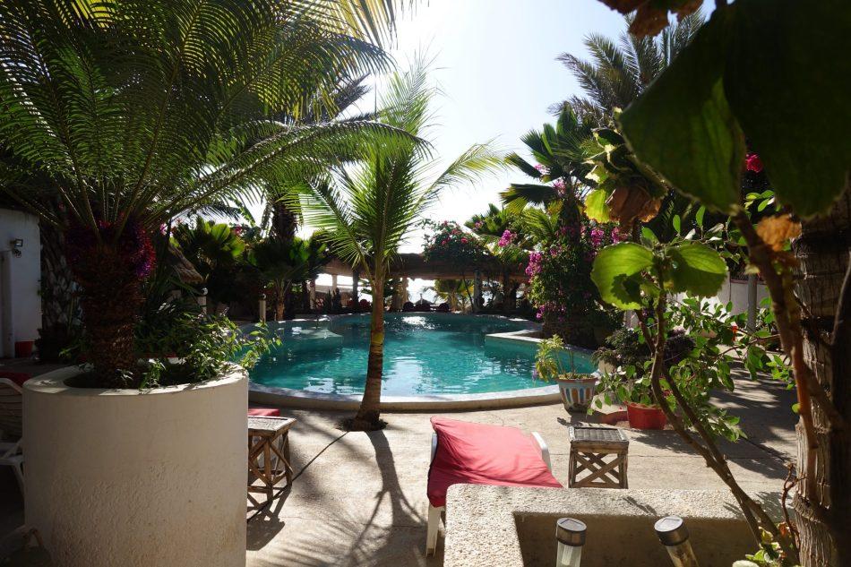 Senegal informacje podstawowe - baza hotelowa