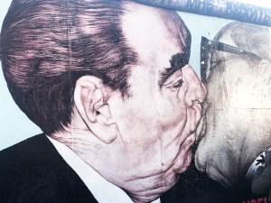 East Side Gallery - Berlin - street art
