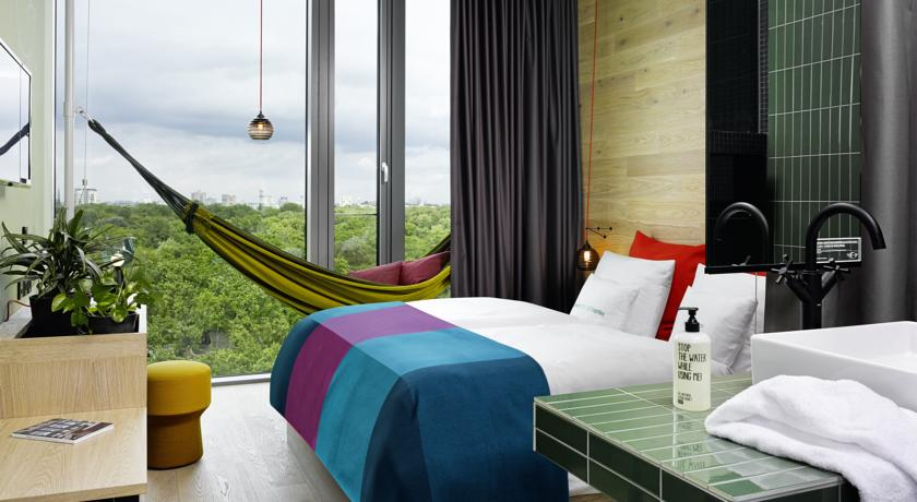 city break Berlin, Berlin w 3 dni, Berlin w 2 dni, 25Hours Hotel