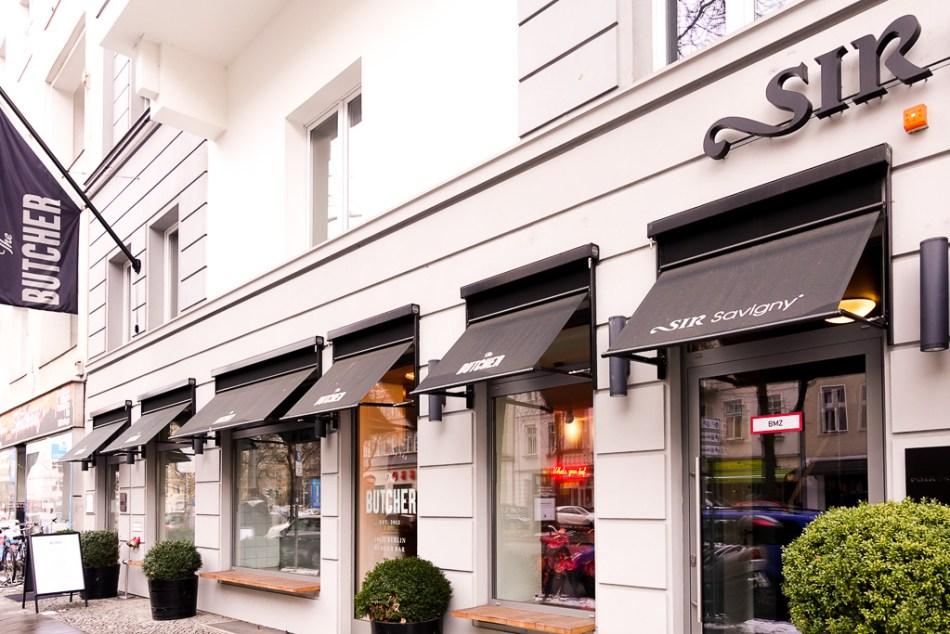 Sir Savigny Berlin - butikowy hotel w Berlinie - design hotel, boutique hotel