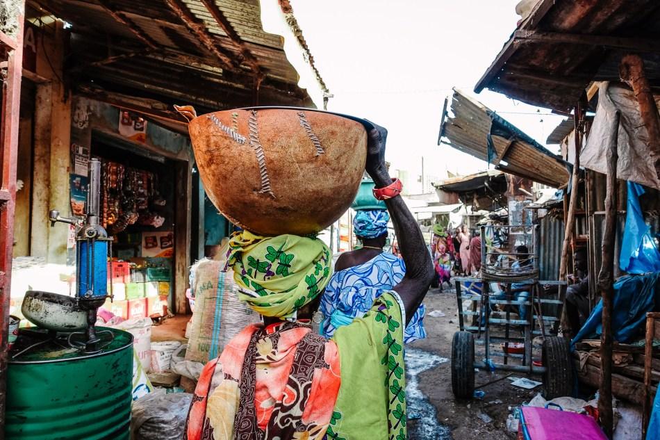 Senegal Targ w Mbour