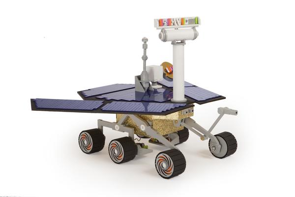 Mars Rover a littleBits Project by littleBits