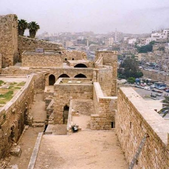 Tripoli's amazing historic castle