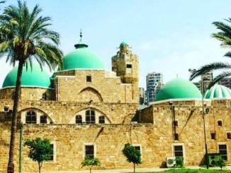 مسجد طينال ، أفخم مساجد طرابلس وأجملها على الإطلاق.