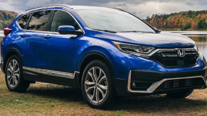 The 2021 Honda CR-V | Honda