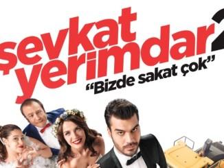 الفيلم التركي شوكت يريمدار 2 (تصادم في الحب) الكوميدي مدبلج للغة العربية