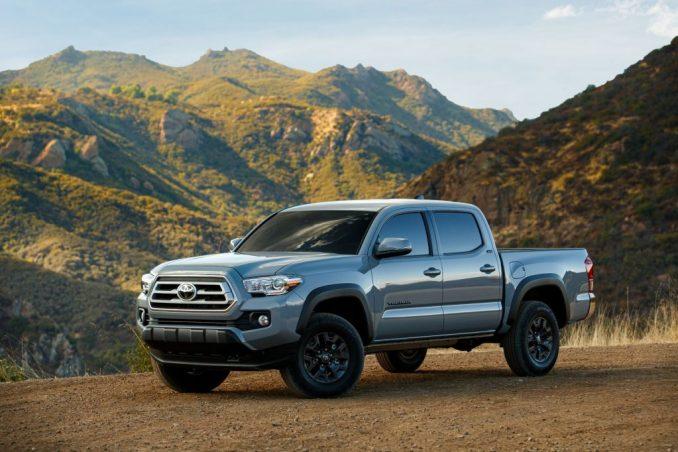 2021 Toyota Tacoma 2021 Toyota Motor Sales, U.S.A., Inc.