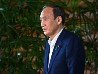 """سوء تقدير ميزان الاقتصاد و""""كوفيد"""" يعجل بتنحي سوغا من رئاسة الحكومة اليابانية"""