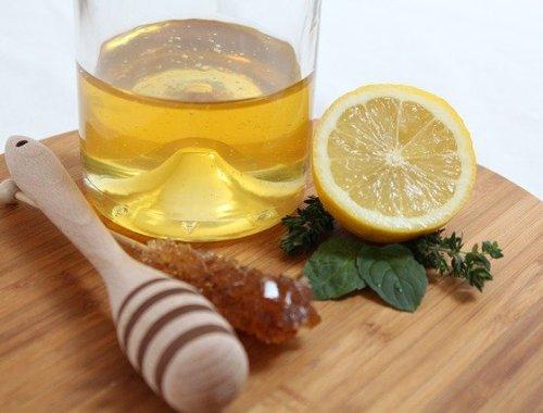 Целебный напиток от простуды