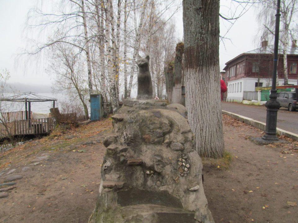 Путешествие по древнему волжскому городку Плёс