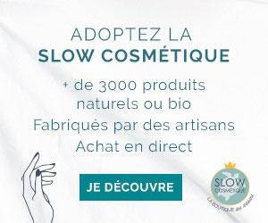 Acheter des cosmétiques naturels et bio