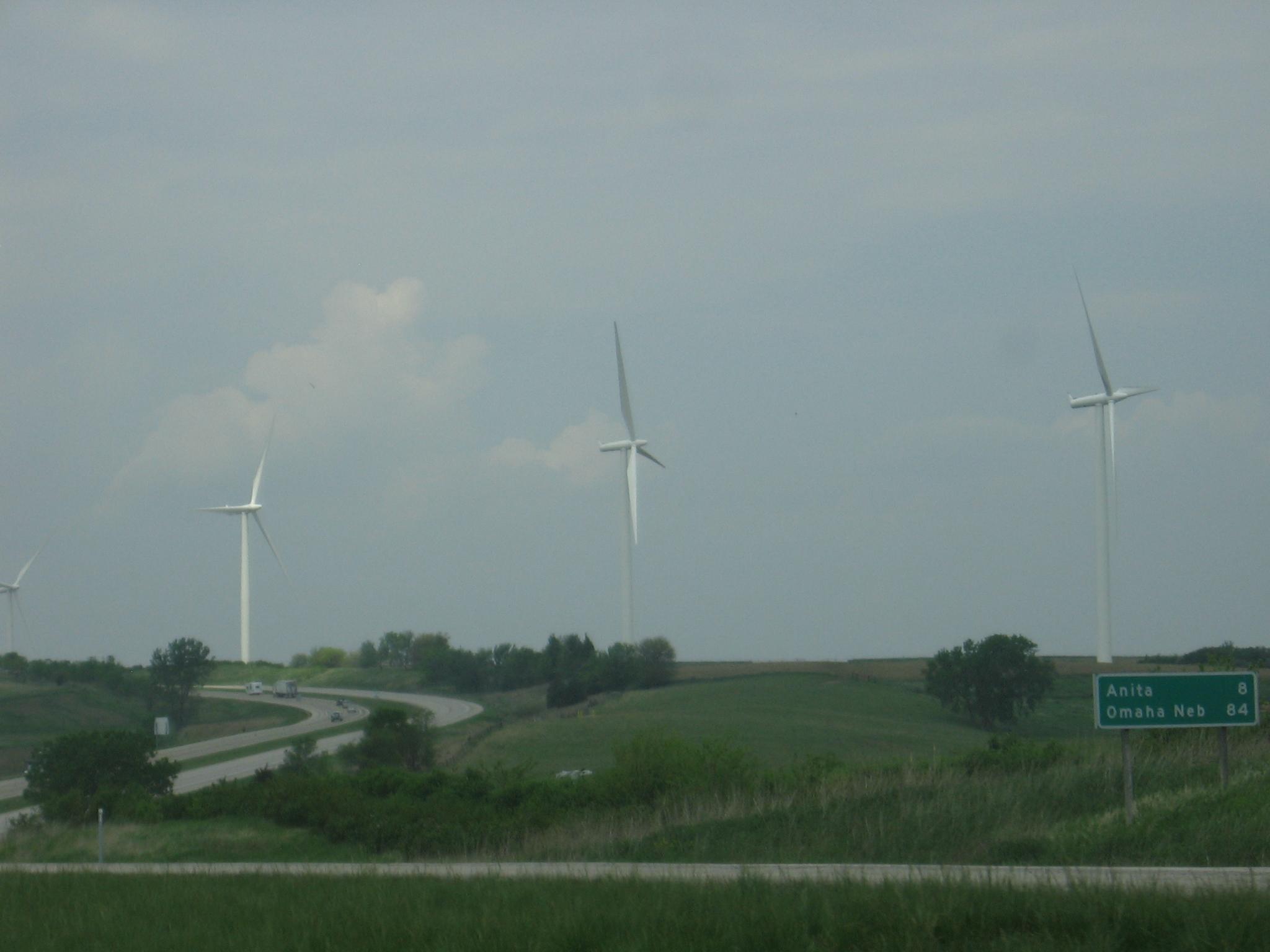 Nebraskan Windmills