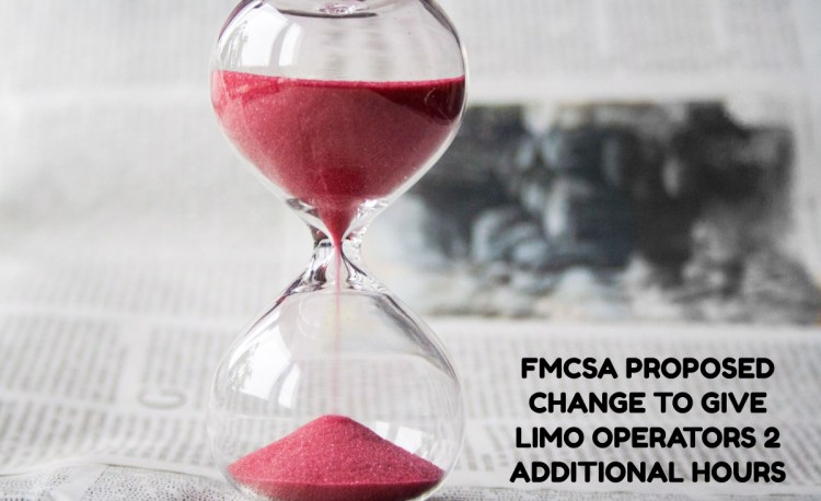 FMCSA Time clock change proposed 2 additional hours