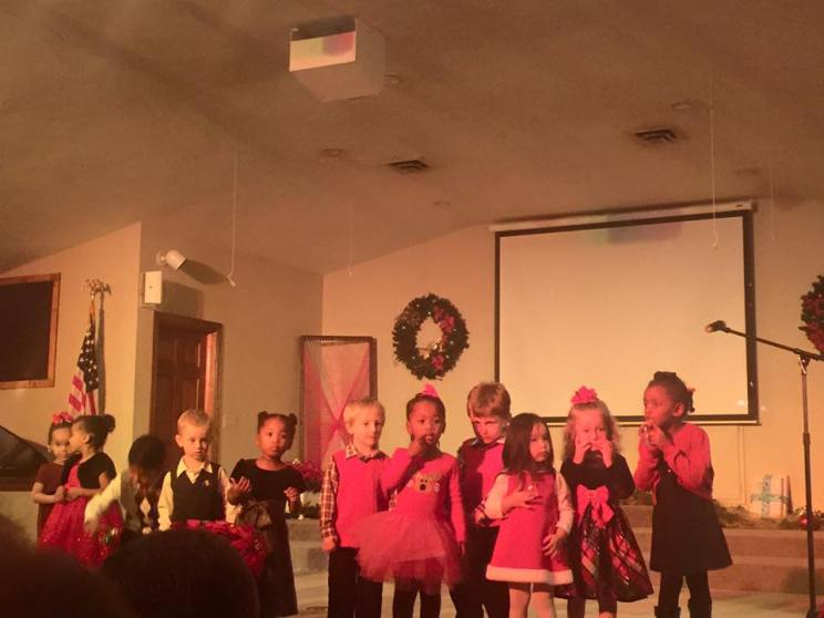 school christmas event pic 1