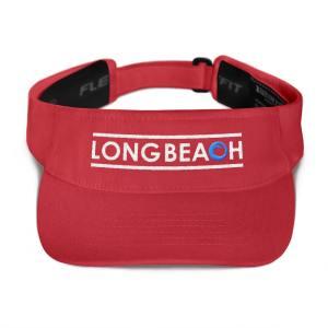 Long Beach Visor   LB Crew