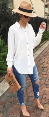 Your staple blouse