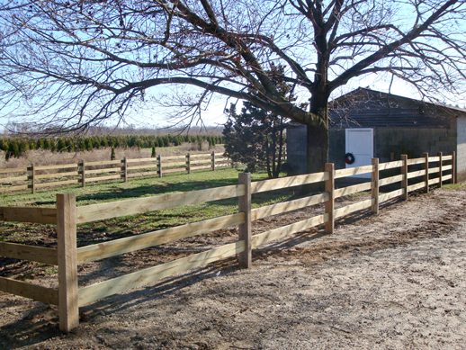 Fence Building Gate Board 4
