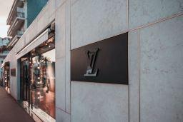 Enseigne Louis Vuitton