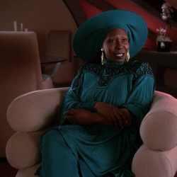 Whoopi Goldberg dans Star Trek