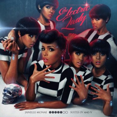 "Janelle Monae ""Electric Lady"""