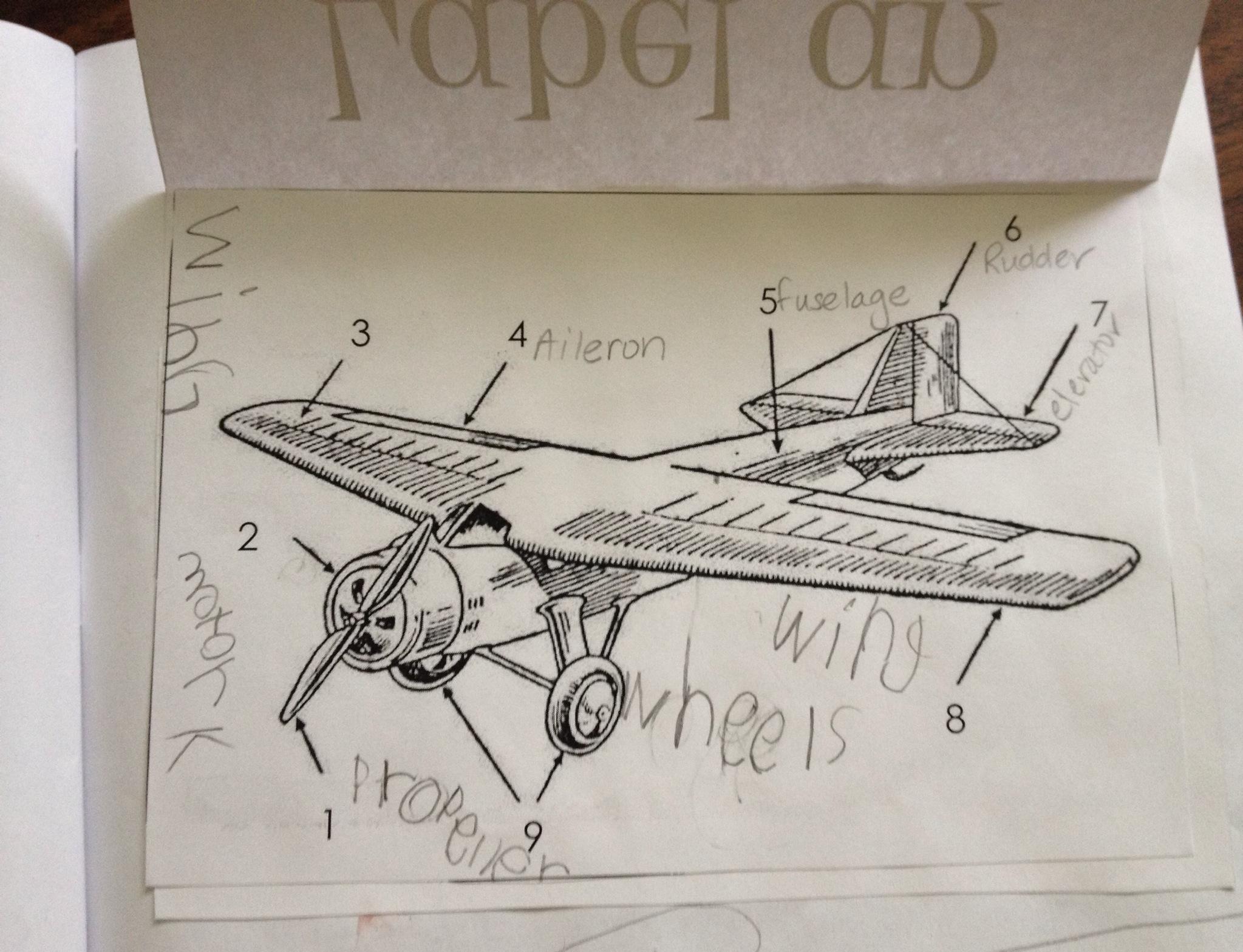 The Glorious Flight Fiar 1