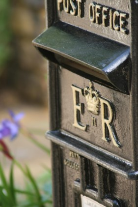 E2R lamp box, 1960s, Chelsea Flower Show. Robert Cole