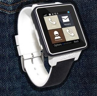 Burg smartwatch phone