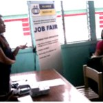 PESO holds mini job fair