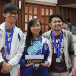 Ateneo tops  Nat'l Genetics Quiz