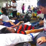 LBMHO, PBC team up for Dugong Bayani blood drive